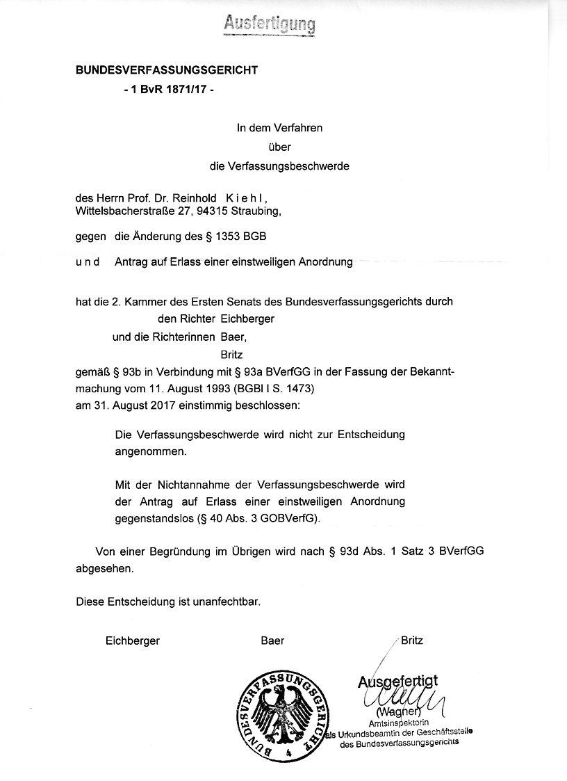 Petionsrecht:Bundestag